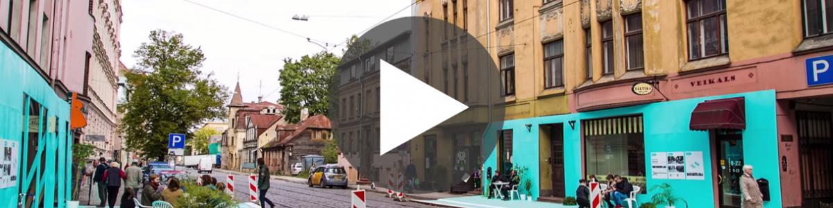 Vídeo: Arquitectura con las manos en la masa