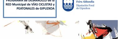 Ayudas al desarrollo de la Red Municipal de Vías Ciclistas y Peatonales en Gipuzkoa