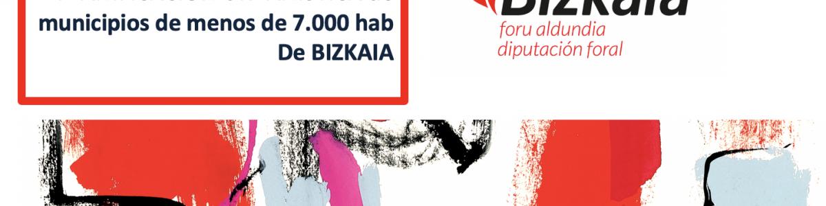Ayudas a la Planificación Urbana en Bizkaia