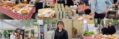 La Feria de Productos Locales repite éxito en Donostia