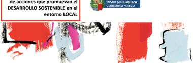 Subvenciones para la realización de acciones que promuevan el desarrollo sostenible en el entorno local