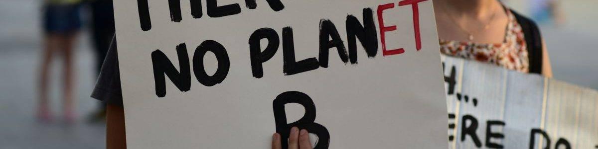 CAMBIO CLIMÁTICO: Problema político, ¿solución política?