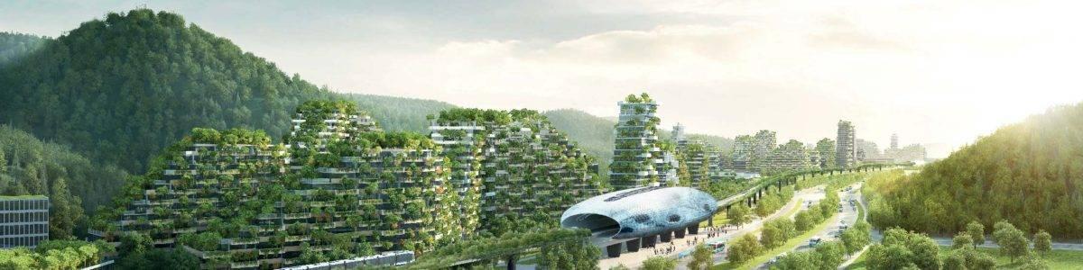 Desde Milán a Liuzhou: arquitectura vegetal