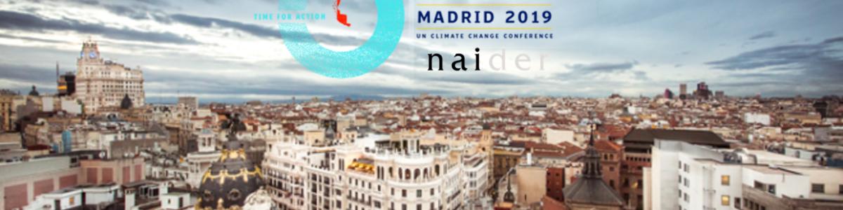 #COP25: TIEMPO DE ACTUAR