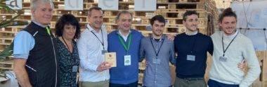 Naider, Premio al Mejor Stand en Berdeago Energy