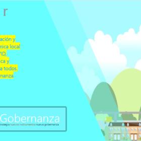 ACCIÓN GOBERNANZA – Estrategia de innovación y promoción económica local en tiempos de COVID, emergencia climática y reconstrucción para todos