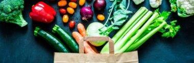 Alimentos ecológicos y medioambiente