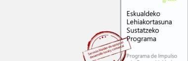 Programa de Impulso a la Competitividad Comarcal en Bizkaia